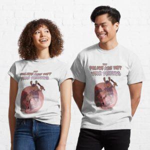 T-shirts galore!